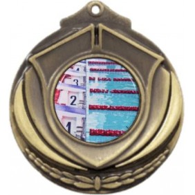 Swimming Medal M431-C201 - Trophy Land