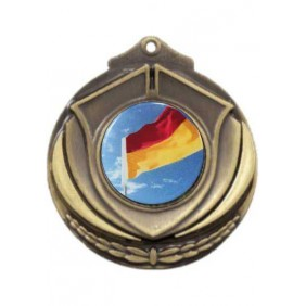 Life Saving Medal M431-C581 - Trophy Land