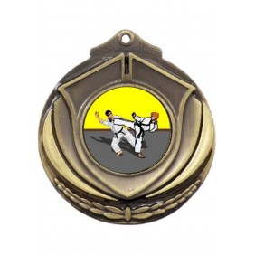 Combat Sports Medal M431-K112 - Trophy Land