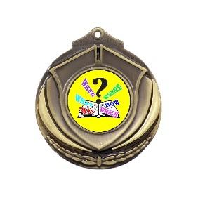 Trivia Medal M431-K132 - Trophy Land