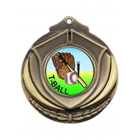 Baseball Softball Medal M431-K168 - Trophy Land
