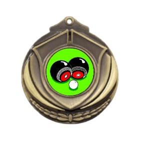 Lawn Bowls Medal M431-K31 - Trophy Land