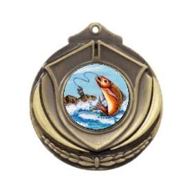 Fishing Medal M431-K77 - Trophy Land