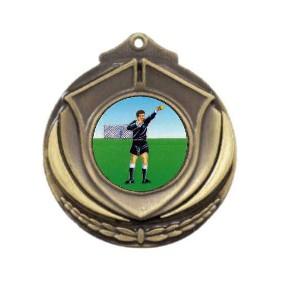 Referee Medal M431-K85 - Trophy Land