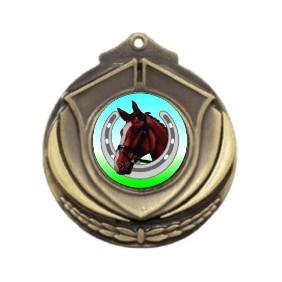 Horse Medal M431-K99 - Trophy Land