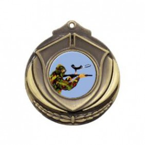 Paintball Medal M431-PAIN01 - Trophy Land