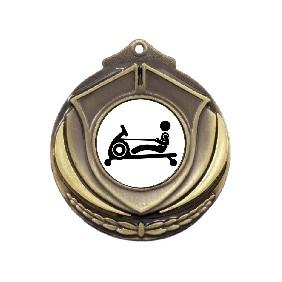 Exercise Medal M431-TLRowM - Trophy Land