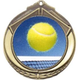 Tennis Medal M432-C181 - Trophy Land
