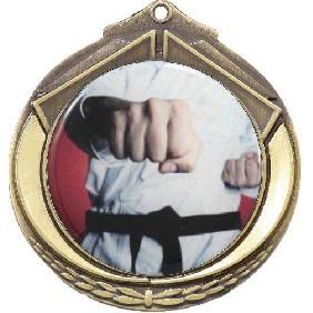 Combat Sports Medal M432-C451 - Trophy Land