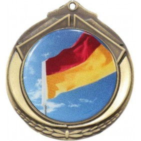 Life Saving Medal M432-C581 - Trophy Land