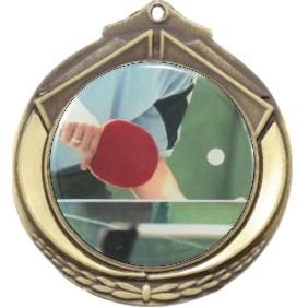 Ping Pong Medal M432-C661 - Trophy Land