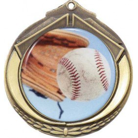 Baseball Softball Medal M432-C741 - Trophy Land