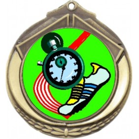 Athletics Medal M432-K11 - Trophy Land