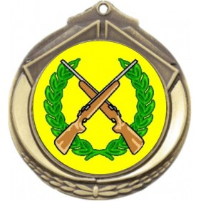 Shooting Medal M432-K154 - Trophy Land