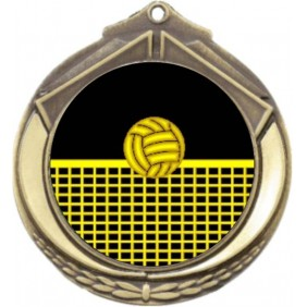 Volleyball Medal M432-K179 - Trophy Land