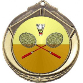 Badminton Medal M432-K23 - Trophy Land