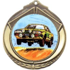 Motorsports Medal M432-K38 - Trophy Land