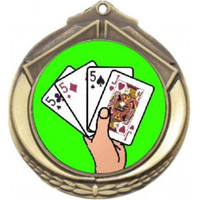 Cards Medal M432-K42 - Trophy Land