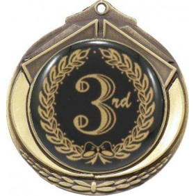 Achievement Medal M432-K4 - Trophy Land