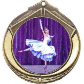 Dance Medal M432-K56 - Trophy Land