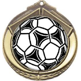 Football Medal M432-K82 - Trophy Land