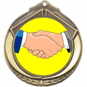 Sales Medal M432-K95 - Trophy Land