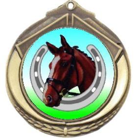 Horse Medal M432-K99 - Trophy Land