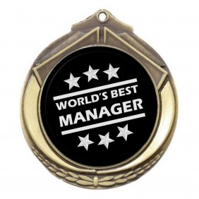 Coach Gifts M432-Manager - Trophy Land