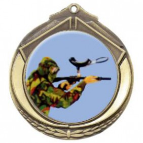 Paintball Medal M432-PAIN01 - Trophy Land