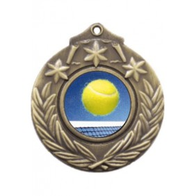Tennis Medal M841-C181 - Trophy Land