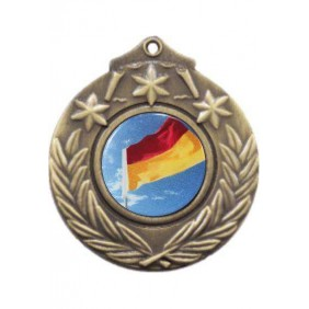 Life Saving Medal M841-C581 - Trophy Land