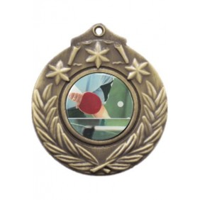 Ping Pong Medal M841-C661 - Trophy Land