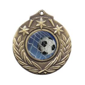 Football Medal M841-C801 - Trophy Land
