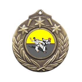 Combat Sports Medal M841-K112 - Trophy Land