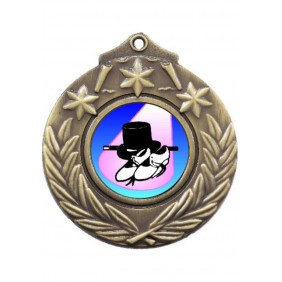 Dance Medal M841-K65 - Trophy Land