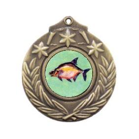 Fishing Medal M841-K75 - Trophy Land