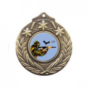 Paintball Medal M841-PAIN01 - Trophy Land