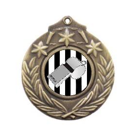 Referee Medal M841-TLRef2 - Trophy Land