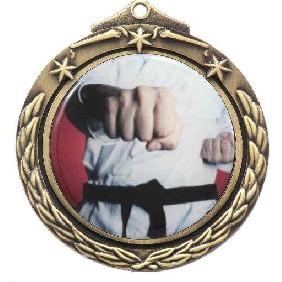 Combat Sports Medal M842-C451 - Trophy Land