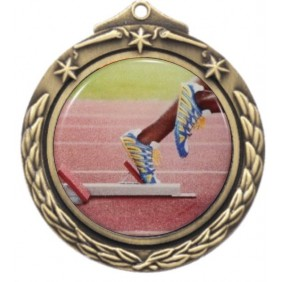 Athletics Medal M842-C471 - Trophy Land