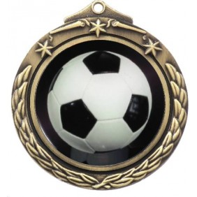 Football Medal M842-C802 - Trophy Land