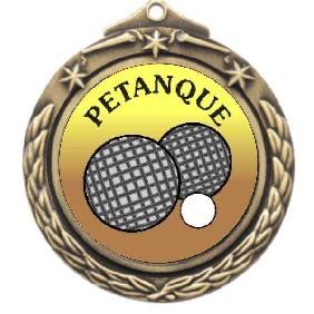 Lawn Bowls Medal M842-K125 - Trophy Land