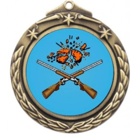 Shooting Medal M842-K155 - Trophy Land