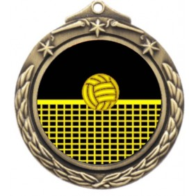 Volleyball Medal M842-K179 - Trophy Land