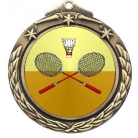 Badminton Medal M842-K23 - Trophy Land