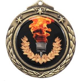 Basketball Medal M842-K26 - Trophy Land