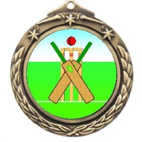 Cricket Medal M842-K50 - Trophy Land