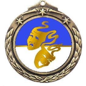 Drama Music Medal M842-K72 - Trophy Land