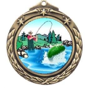 Fishing Medal M842-K76 - Trophy Land