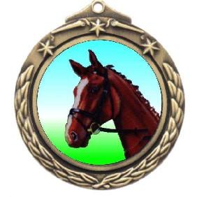 Horse Medal M842-K98 - Trophy Land